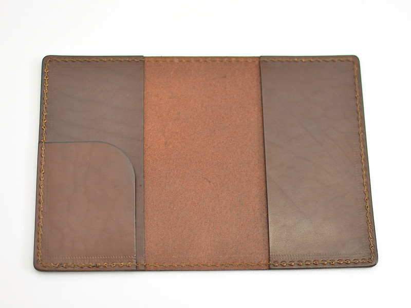 80 Pass ID cover holder  trips natural leather