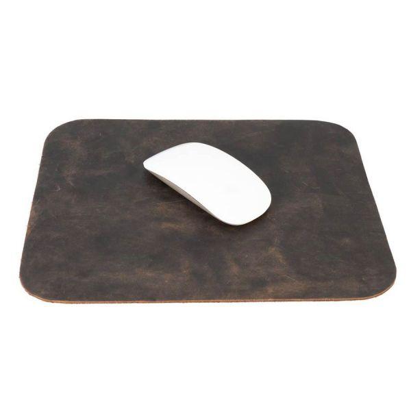 Dovana Personalizuotas Natūralios odos kompiuterio pelės kilimėlis