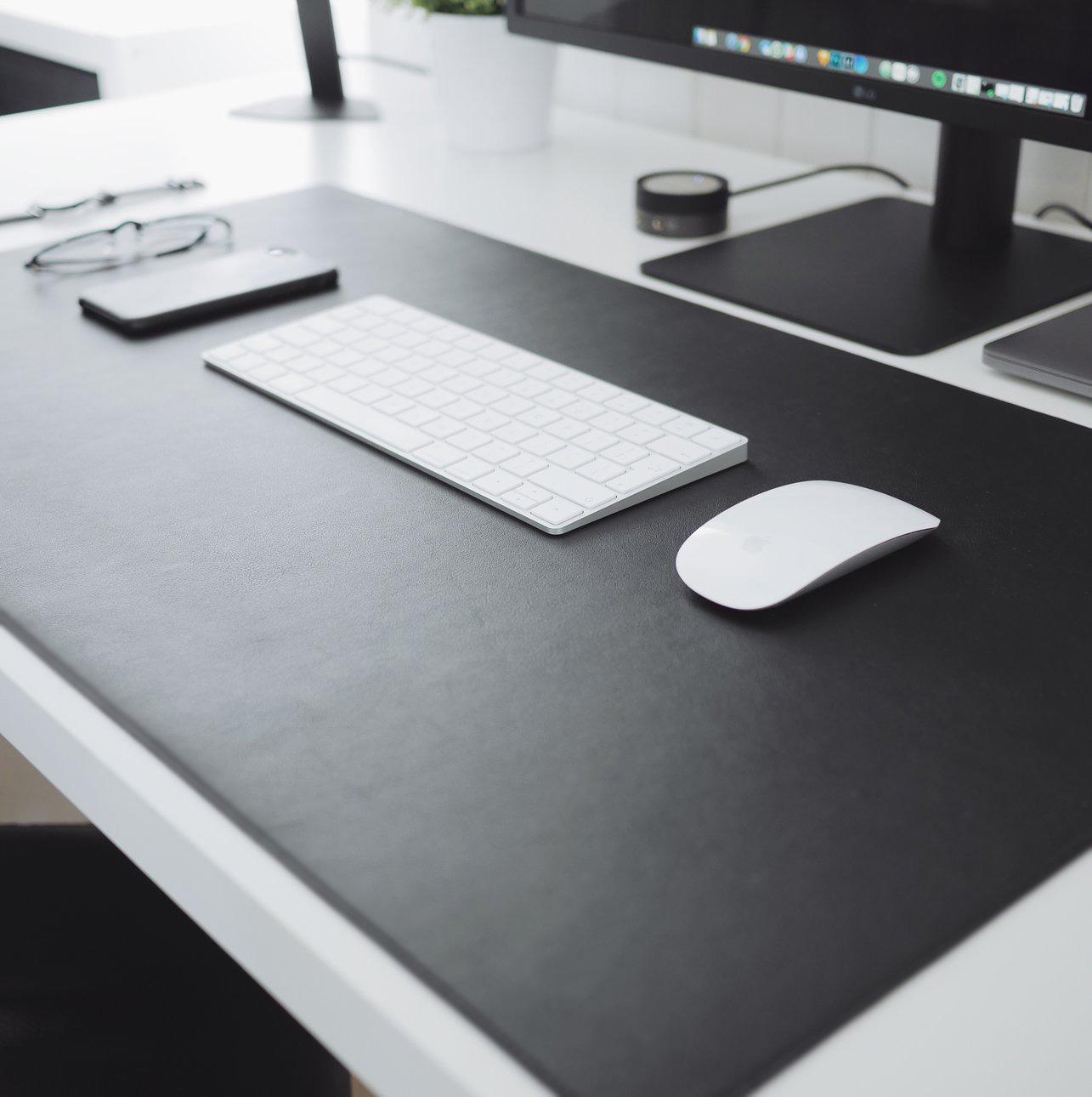 dovanos vyrams   verslo dovana naturalios odos ranku darbo laptop kompiuterio  padas stalo uztiesimas   43