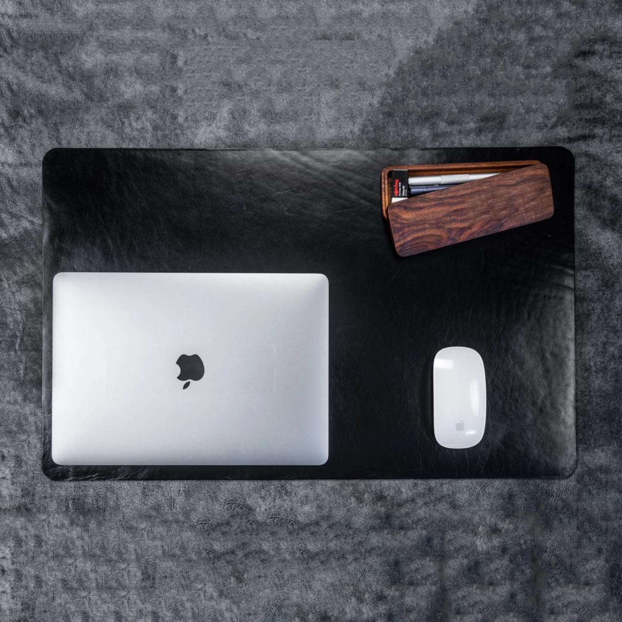 dovanos vyrams   verslo dovana naturalios odos ranku darbo laptop kompiuterio  padas stalo uztiesimas   52