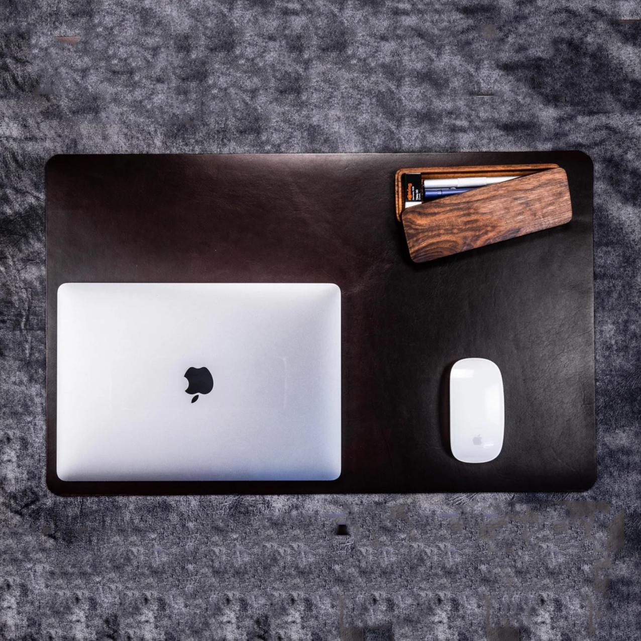 6 dovanos vyrams   verslo dovana naturalios odos ranku darbo laptop kompiuterio  padas stalo uztiesimas   53