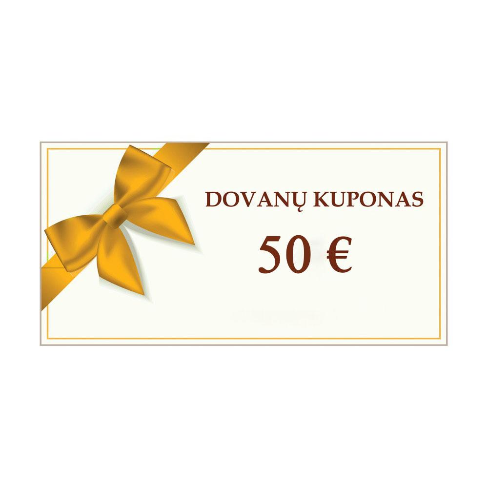 dovanu kuponai 30 50 100 eur   gimtadienio dovana vyrams moterims zmonai vyrui zentui sesei vaikinui dovanos kaledoms sukaktuviu jubiliejaus proga  50