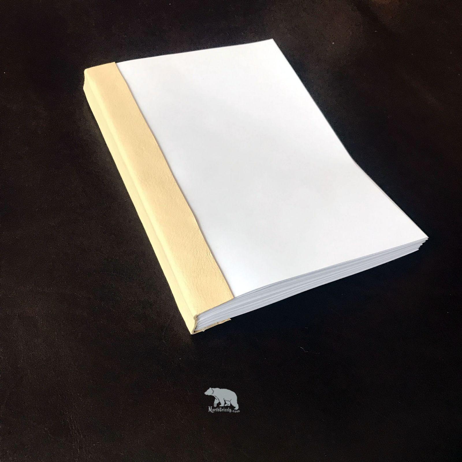 rankomis rista popieriaus knyga uzrasine dienorastis darbo knyga balti lapai ranku darbo dovanos vyrams 2521