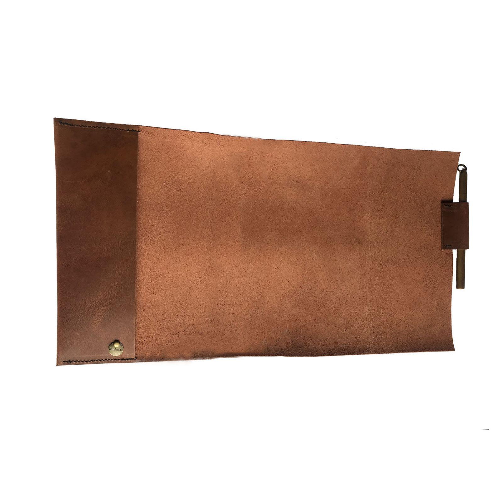 ruda vyriska odine uzrasine odinis dienorastis ranku dabo naturalio odos  vyrams  dovanos vyrui vaikinui broliui gimtadienio proga 12