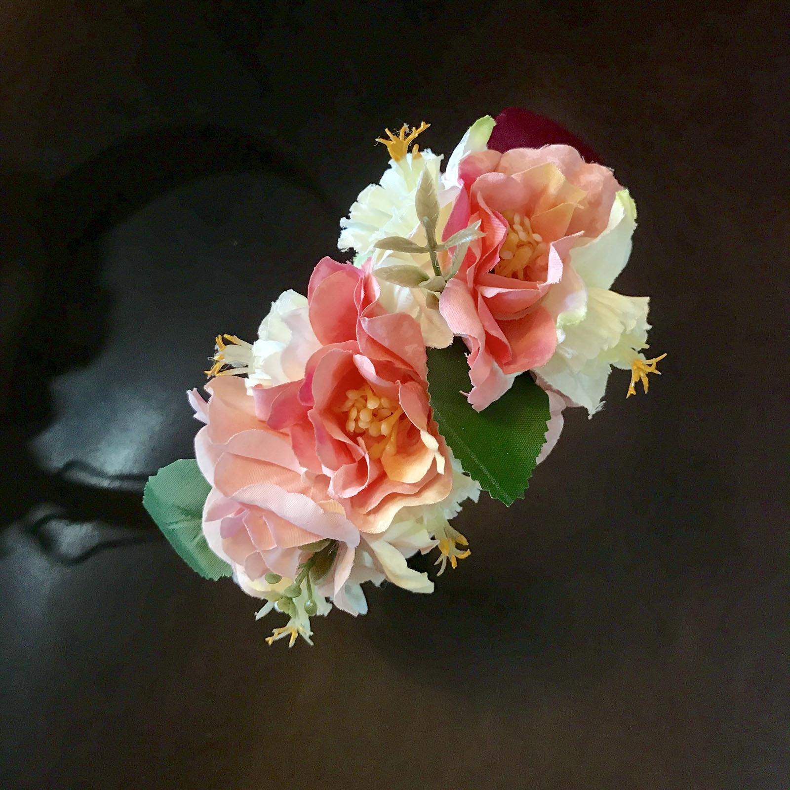 plauku geliu lankelis ranu darbo dovanos moterims merginoms panelems ziedlapiu lankeliai dovana mergvakario lankelis aksesuarai papuosalai moterims 1