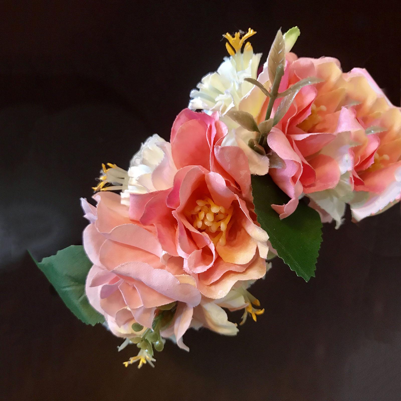 plauku geliu lankelis ranu darbo dovanos moterims merginoms panelems ziedlapiu lankeliai dovana mergvakario lankelis aksesuarai papuosalai moterims 19