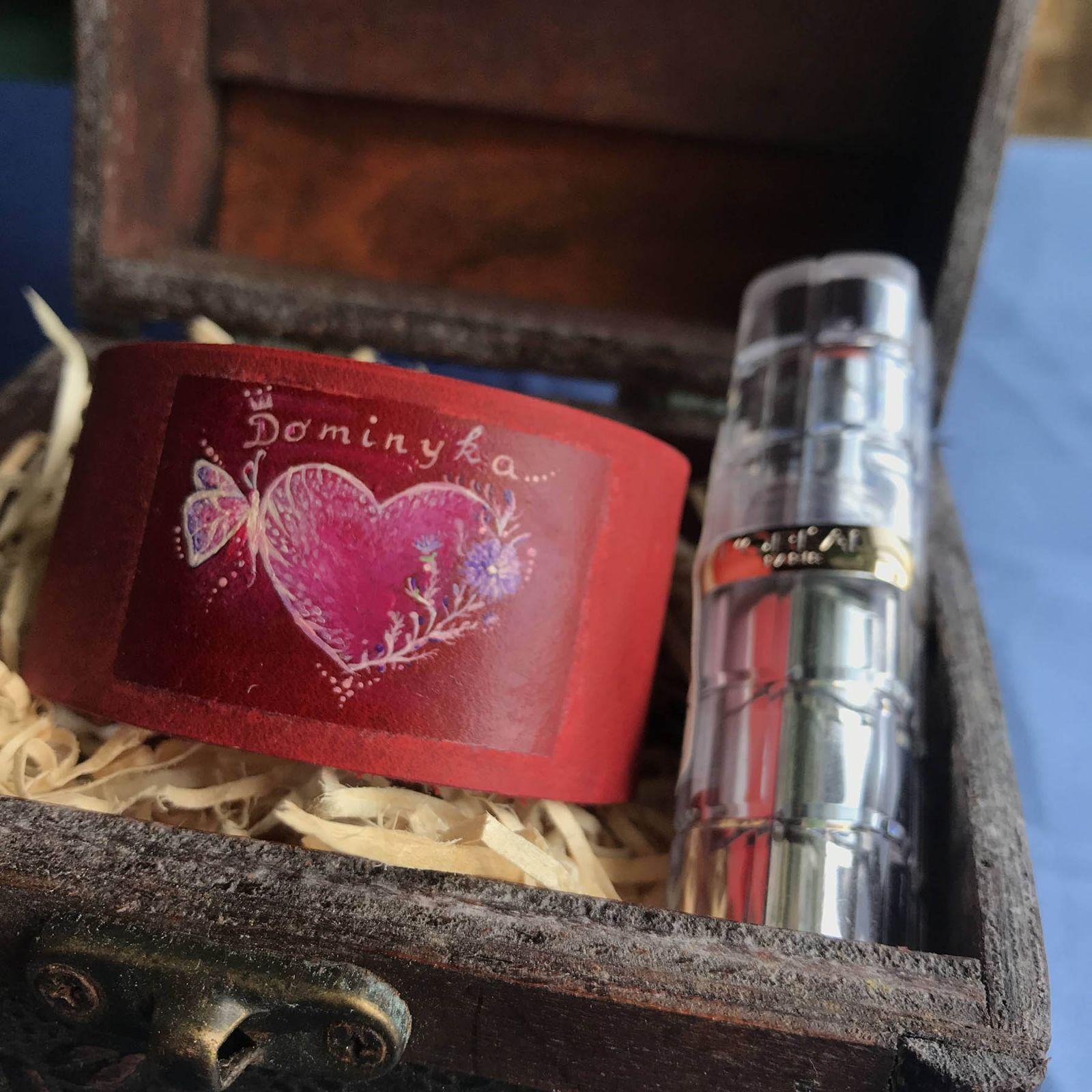 odine apyranke su piesiniu medineje skryneleje unikalios gimtadienio dovanos moterims dovana sukaktuviu merginai panelei isskirtines valentino proga 21