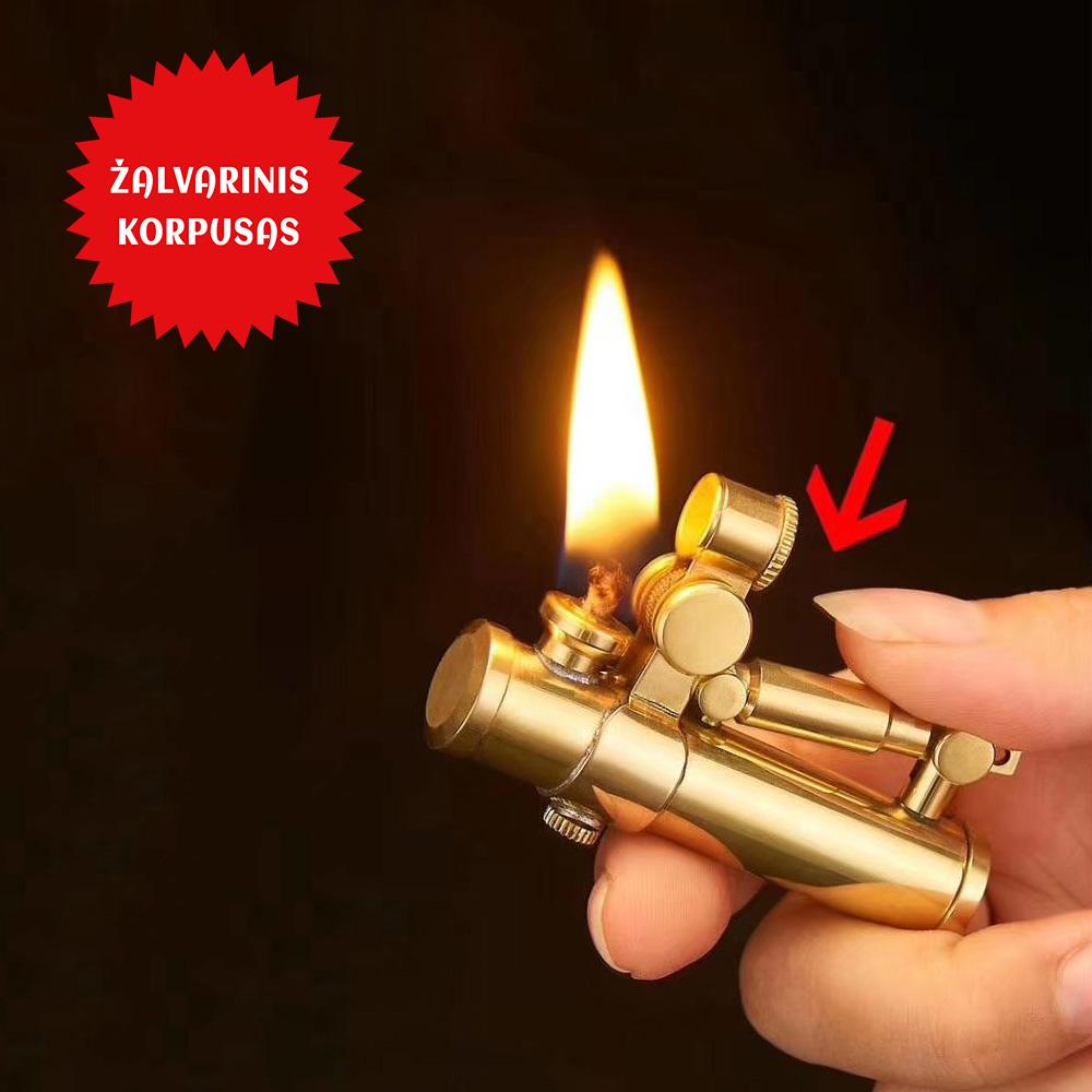 ziebtuvelis graviruotas prabangios vardines dovanos vyrams vyrui dovana verslo sukaktuviu proga gimtadienio jubiliejaus varinis bronzinis auksinis zalvarinis senovinis retro 21r7++ copy
