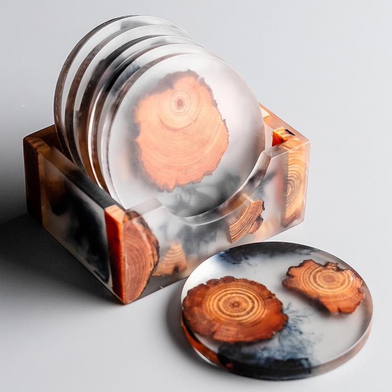 epoksidiniai padekliukai mediniai is medzio virtuves dekoracijos interjeras grazios praktiskos dovanos namams ikurtuvems jaunai seimai mamai tevams 12