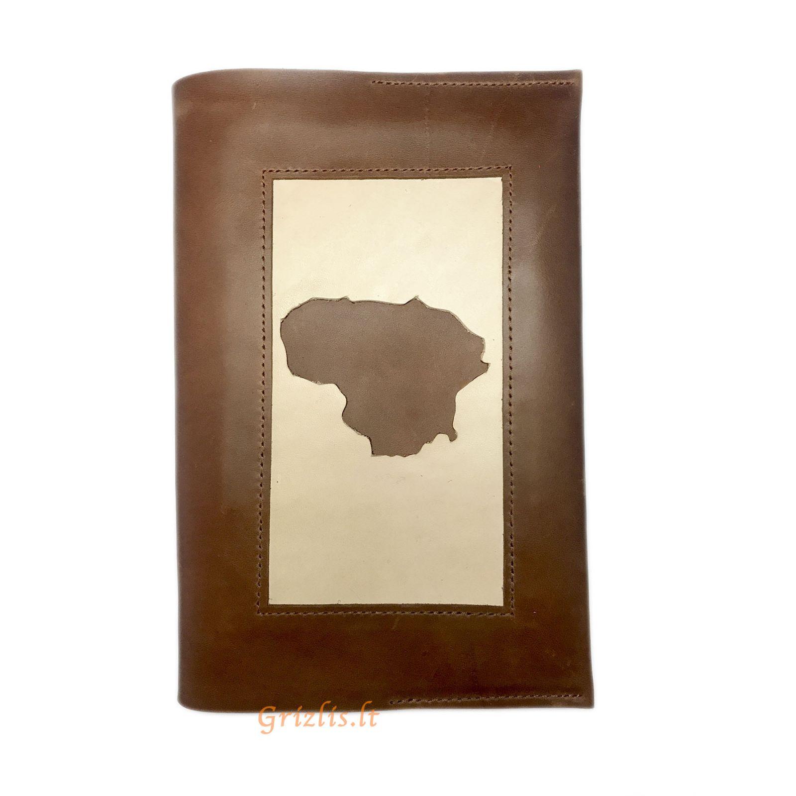 grizlis Odines uzrasines is naturalios odos lietuvos zemelapis simbolika herbas vytis rudas dovanos vyrams mamai teciui sunui dukrai zentui anukui dienorastis mergiani kareiviui policininkui