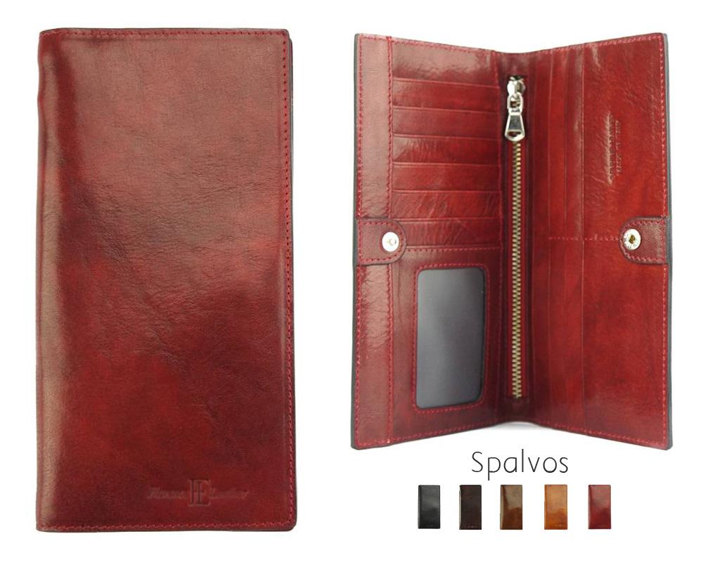 1000x800 raudona moteriska prabangi brangi odine pinigine is naturaios odos leather wallets genuine