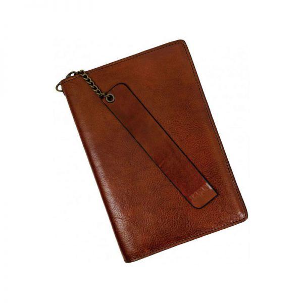 8x8 Odinė Užrašinė odiniu viršeliu Užrašų knygelė iš natūralios odos praktiskos ir naudingos verslo dovanos vyrams ir moterims