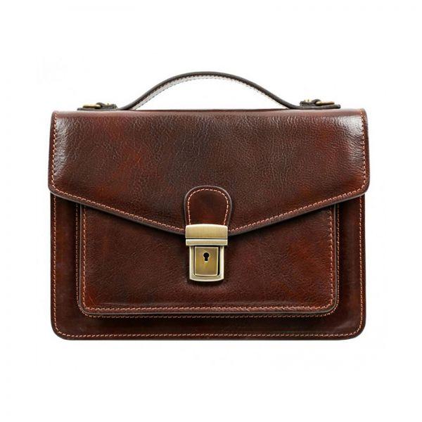 kompaktiskas moteriskas portfelis uzrakinamas raktu prabangus italiskos odos rudas vyrams dovanu kaledoms prabangus tinka nesiomajam kompiuteriui plansetei dokumentams