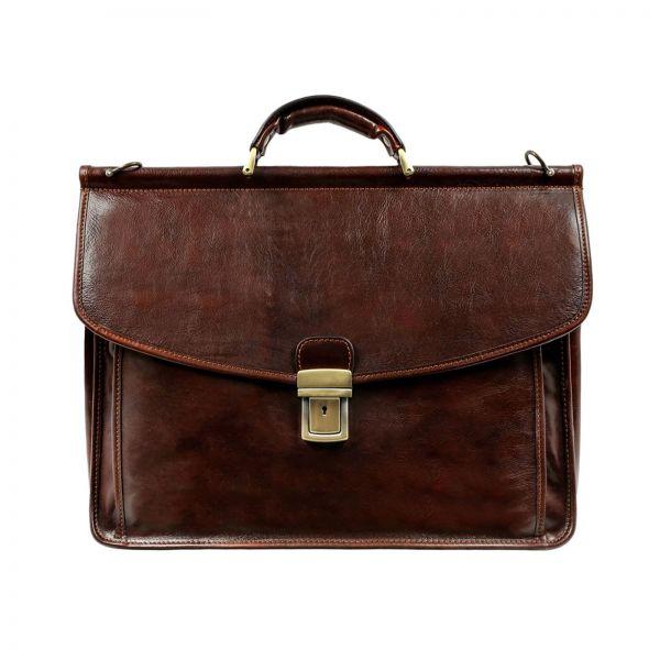 Italiskos odos prabangus klasikinis vyriskas portfelis uzsegamas uzrakinamas dideles talpos su vidine pinigine patogus dirzas per peti