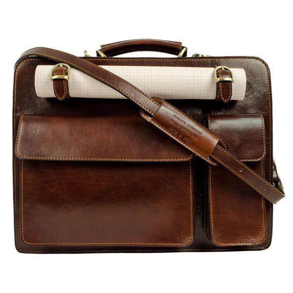 vyriskas odinis portfelis rudas patogus telpa didelio formato brezinys  architektui teisininkui studentui mokslininkui prabangus italu gamybos